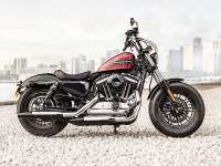 Harley-Davidson Sportster Forty-Eight Special