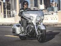 Indian Chieftain Elite 2018 - acción