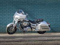 Indian Chieftain Elite 2018 - lateral
