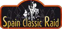 Logotipo oficial del Spain Classic Ride