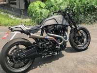 Harley-Davidson Forty Eight Raging Dagger - trasera