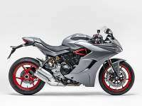 Ducati Supersport 2019 - lateral