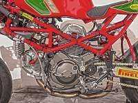 Motor Ulster XTR Monster 750