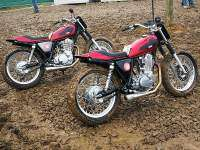 Yamaha SR400 Faster Sons Experience