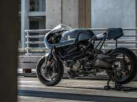 "Ducati Monster 1200 S ""Indigo Flyer"""