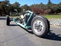 Trike Ford Falcon - frontal