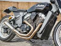 Indian Scout Flat Track - Motor
