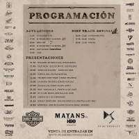 Programa de actividades Oldies But Goldies 2018