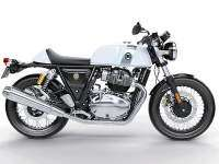 Royal Enfield Continental GT 650 lateral