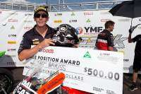 Troy Bayliss en el australiano de Superbike