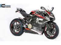 Ducati Panigale V4 Carbon - Lateral