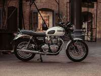 Triumph Bonneville T120 Diamond Edition lateral