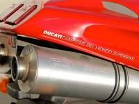 Ducati 998S Final Edition - escape