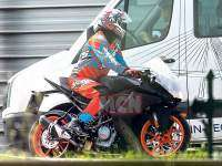KTM RC 390 2020 - lateral