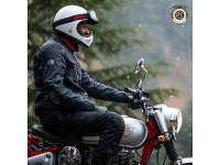 Royal Enfield Bullet Trials Works Replica - lateral
