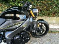 Suzuki X-King Limited Edition - Lateral