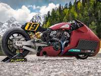 """Indian Scout Bobber """"Appaloosa"""""""