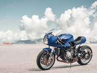 Ducati Monster 1000CR - lateral
