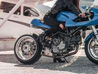 Ducati Monster 1000CR - escape