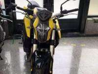Benelli BN 600 2020 - frontal
