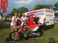 Equipo Red Moto - Luca Colombo