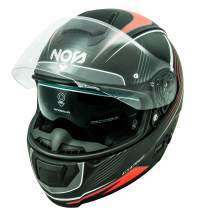Arai NOS-6 Phantom Red