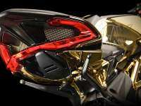 Dragster RC Shining Gold - luz