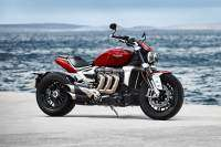 Triumph Rocket 3 R 2020 Korosi Red