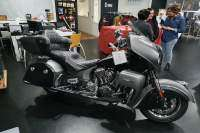 II Aniversario Milla Custom Indian. Roadmaster