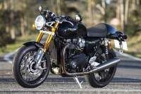 Triumph Thruxton RS 'Jet Black'