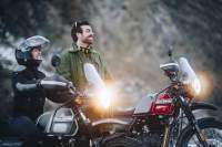 Royal Enfield Himalayan Gravel Grey y Rock Red 2020