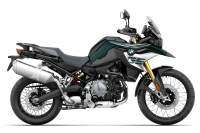 BMW F850GS Exclusive lateral derecho