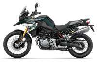 BMW F850GS Exclusive lateral izquierdo