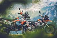 KTM 890 Adventure R Rally y R estándar
