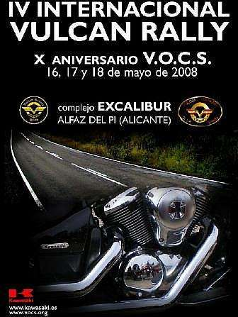IV Internacional Vulcan Rally
