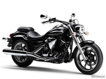 Yamaha XVS950A Midnight Star 2009