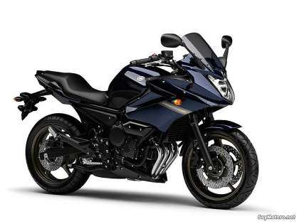 Yamaha XJ6 Diversion / ABS azul