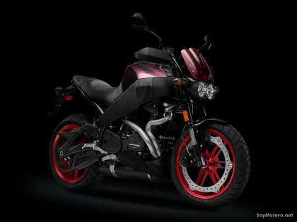 Buell Lightning CITYX XB9SX color rojo