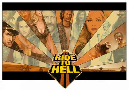 Ride to Hell - PLAYSTATION®3