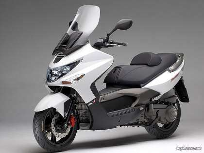 Kymco Xciting 250 R