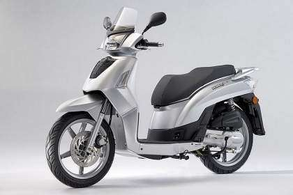 Kymco People S 50
