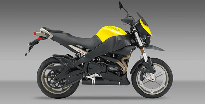 Buell Ulysses XB12X 2010 - Sunfire Yellow + Phantom Black Metallic Frame