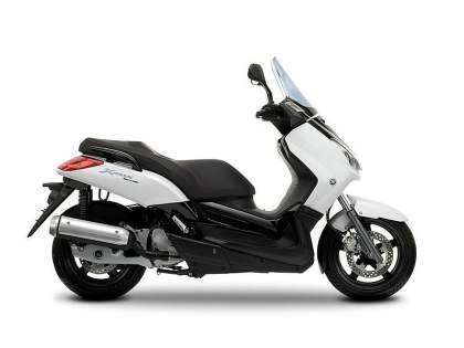 Yamaha X-Max 125 - Competition White