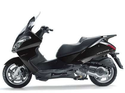 Aprilia Atlantic 500 - Azul Main