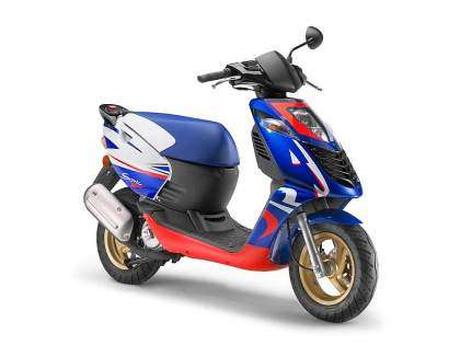 Aprilia Sonic 50 GP - Azul Dream