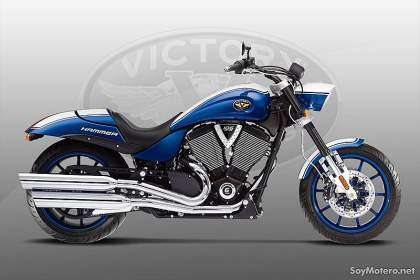 Victory Hammer S 2010 - color azul