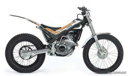 Scorpa SY 250FR Long Ride 2010