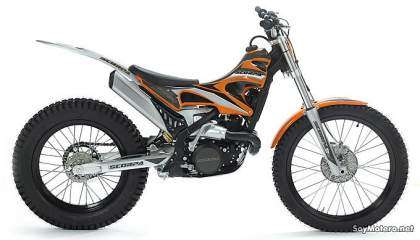 Scorpa SR 125-2T Long Ride