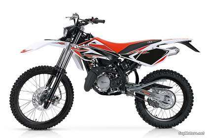 Beta RR 50 Enduro - color blanco