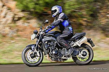 Triumph Speed Triple - Extreme naked